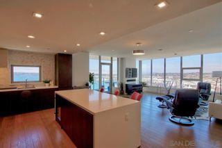 Photo 4: DOWNTOWN Condo for rent : 2 bedrooms : 1388 Kettner Blvd #2601 in San Diego