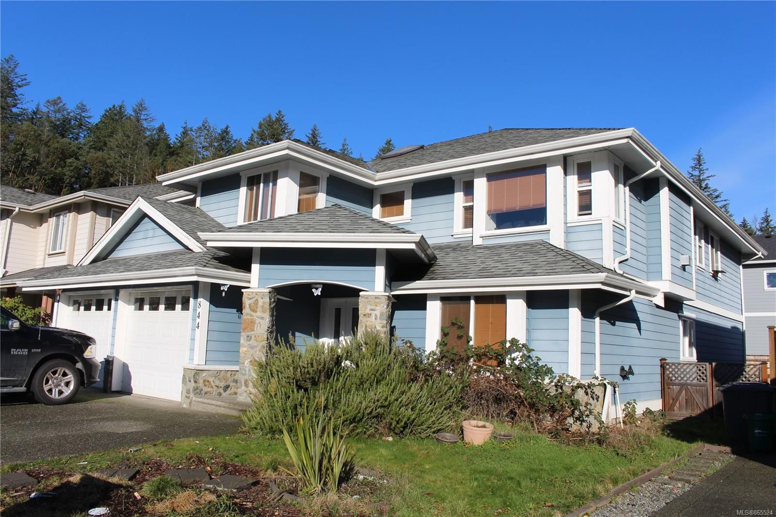 Main Photo: 844 Pintail Pl in : La Bear Mountain House for sale (Langford)  : MLS®# 865524