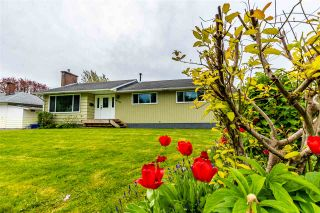 Photo 1: 45766 BERKELEY Avenue in Chilliwack: Chilliwack N Yale-Well House for sale : MLS®# R2452455