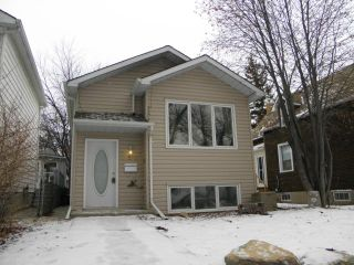 Photo 1: 228 Arnold Avenue in WINNIPEG: Fort Rouge / Crescentwood / Riverview Residential for sale (South Winnipeg)  : MLS®# 1200548