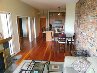 """Photo 1: 307 250 SALTER Street in New Westminster: Queensborough Condo for sale in """"PADDLER'S LANDING"""" : MLS®# V1103643"""