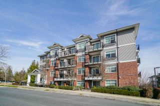 """Main Photo: 101 6480 195A Street in Surrey: Clayton Condo for sale in """"SALIX"""" (Cloverdale)  : MLS®# R2553378"""