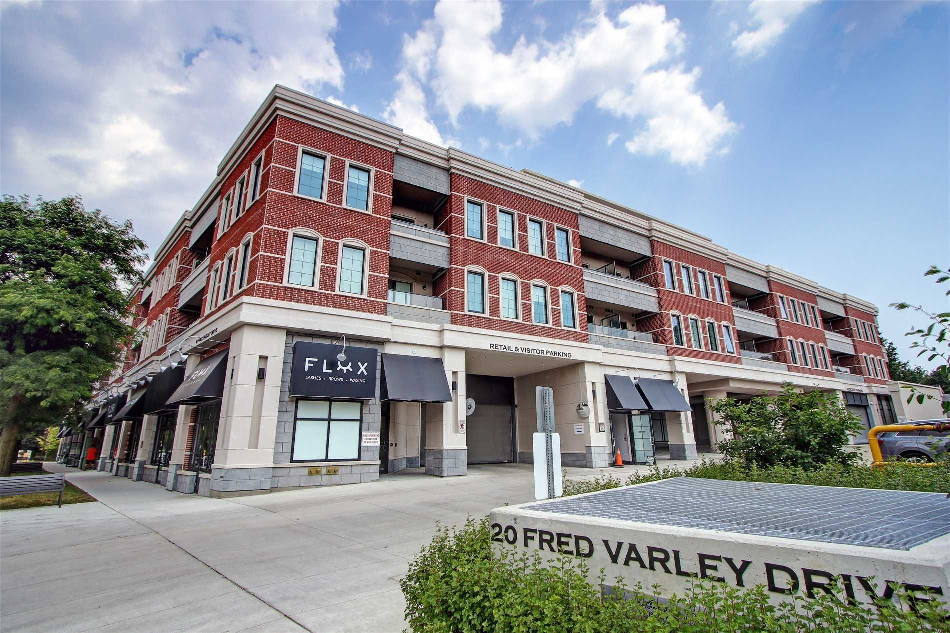 Main Photo: 213 20 Fred Varley Drive in Markham: Unionville Condo for sale : MLS®# N4532873