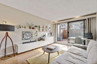 "Photo 1: 102 1422 E 3RD Avenue in Vancouver: Grandview Woodland Condo for sale in ""La Contessa"" (Vancouver East)  : MLS®# R2540090"