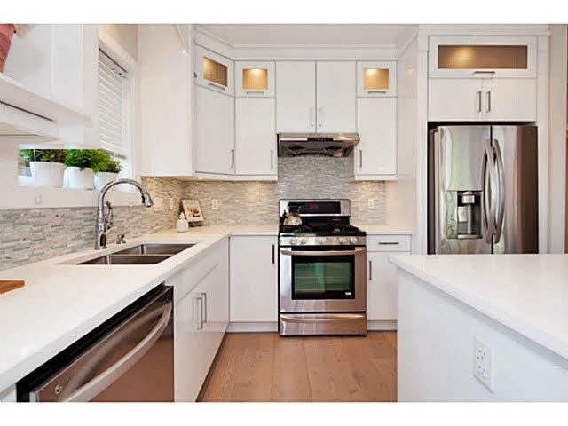 Main Photo: 1465 E 8TH Avenue in Vancouver: Grandview VE 1/2 Duplex for sale (Vancouver East)  : MLS®# R2255170
