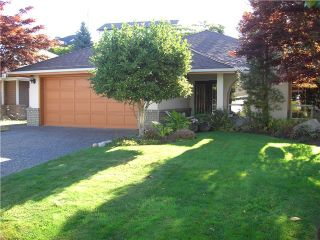 Photo 1: 1672 SPYGLASS Crest in Tsawwassen: Cliff Drive House for sale : MLS®# V987326