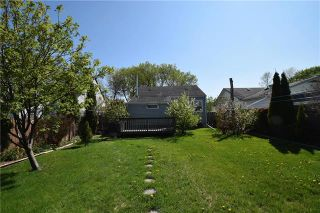 Photo 15: 697 Bannerman Avenue in Winnipeg: North End Residential for sale (4C)  : MLS®# 1914028