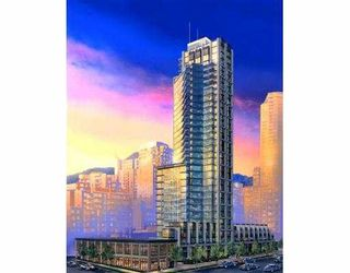 """Main Photo: 1106 1255 SEYMOUR Street in Vancouver: Downtown VW Condo for sale in """"ELAN"""" (Vancouver West)  : MLS®# V671473"""