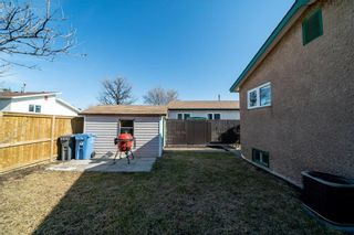 Photo 32: 42 Lechman Place in Winnipeg: River Park South Residential for sale (2F)  : MLS®# 202008597