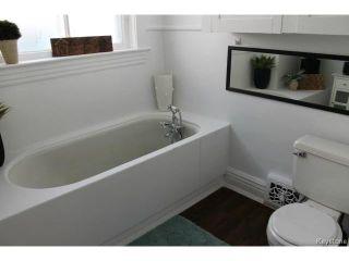 Photo 8: 645 Ashburn Street in WINNIPEG: West End / Wolseley Residential for sale (West Winnipeg)  : MLS®# 1412806