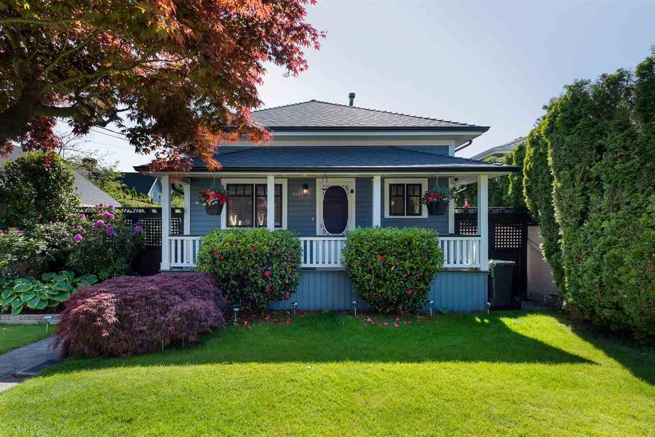 Main Photo: 416 OAK Street in New Westminster: Queens Park House for sale : MLS®# R2583131