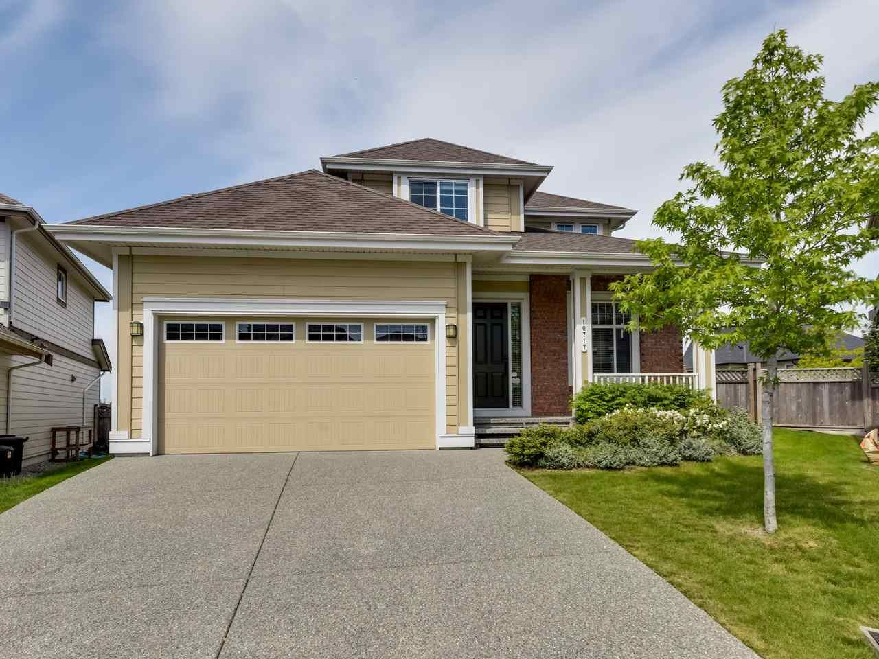 Main Photo: 10717 82 AVENUE in Delta: Nordel House for sale (N. Delta)  : MLS®# R2060978