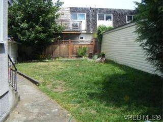 Photo 15: 1134 Pandora Ave in VICTORIA: Vi Central Park Triplex for sale (Victoria)  : MLS®# 543348