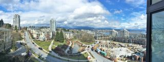 """Photo 2: 805 15 E ROYAL Avenue in New Westminster: Fraserview NW Condo for sale in """"VICTORIA HILL"""" : MLS®# R2145310"""