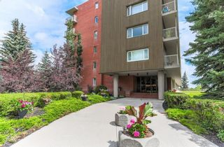 Main Photo: 501 3204 Rideau Place SW in Calgary: Rideau Park Apartment for sale : MLS®# A1083817