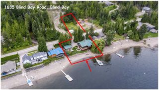 Photo 3: 1635 Blind Bay Road in Sorrento: WATERFRONT House for sale (SORRENTO)  : MLS®# 10213359