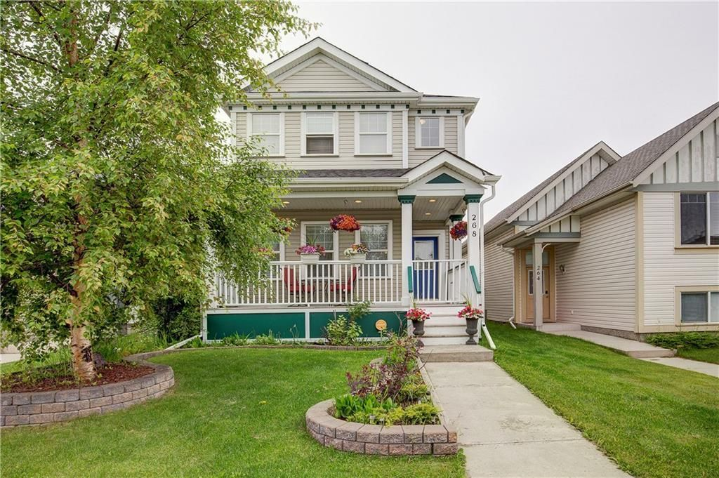 Main Photo: 268 COPPERFIELD Heights SE in Calgary: Copperfield Detached for sale : MLS®# C4302966