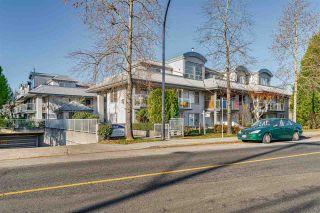 "Photo 1: 306 11519 BURNETT Street in Maple Ridge: East Central Condo for sale in ""STANFORD GARDENS"" : MLS®# R2547056"