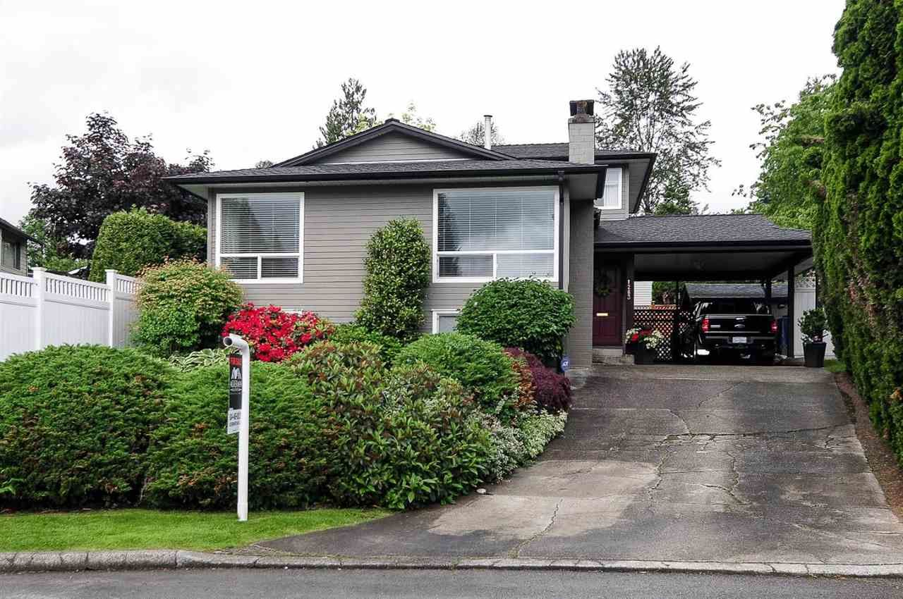 """Main Photo: 1283 PLYMOUTH Crescent in Port Coquitlam: Oxford Heights House for sale in """"Oxford Heights"""" : MLS®# R2173500"""