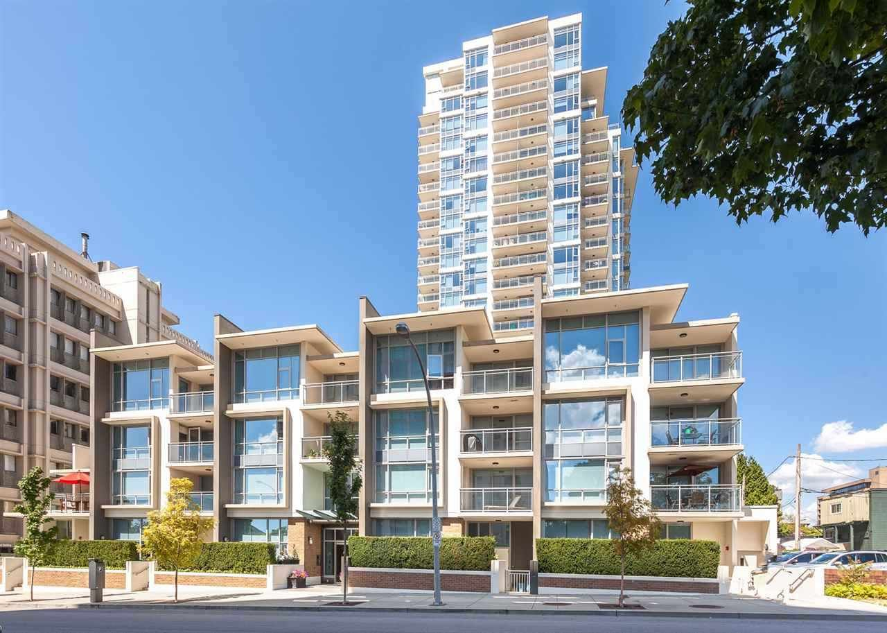 """Main Photo: 305 619 FIFTH Avenue in New Westminster: Uptown NW Condo for sale in """"UPTOWN"""" : MLS®# R2136489"""