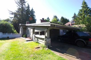 Photo 1: 1725 SW MARINE Drive in Vancouver: S.W. Marine House for sale (Vancouver West)  : MLS®# R2221298