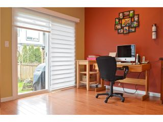 "Photo 6: 25 3127 SKEENA Street in Port Coquitlam: Riverwood Townhouse for sale in ""RIVER'S WALK"" : MLS®# V1042691"