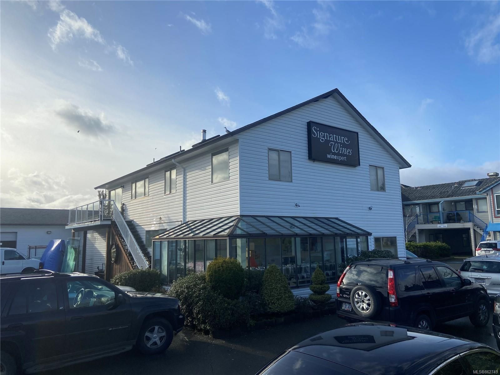 Main Photo: 2060 Guthrie Rd in : CV Comox (Town of) Office for sale (Comox Valley)  : MLS®# 862749