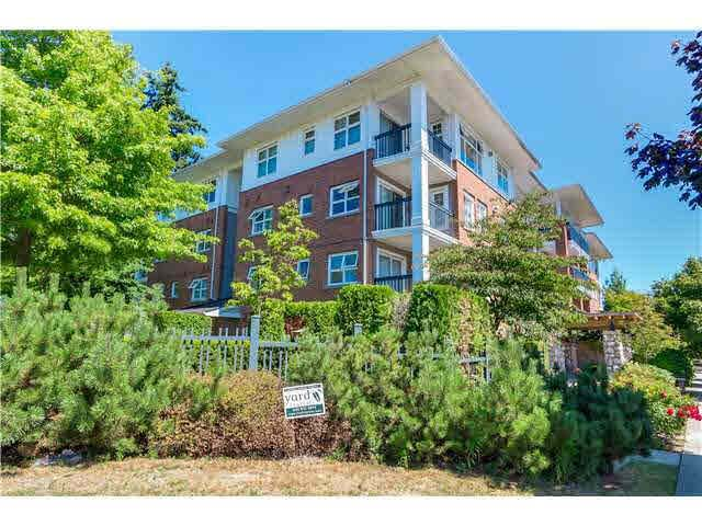 """Main Photo: 302 995 W 59TH Avenue in Vancouver: South Cambie Condo for sale in """"Churchill Gardens"""" (Vancouver West)  : MLS®# V1103085"""