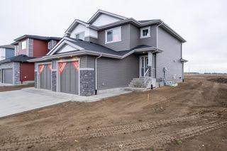 Photo 32: 9317 Pear Link in Edmonton: Zone 53 House Half Duplex for sale : MLS®# E4263220