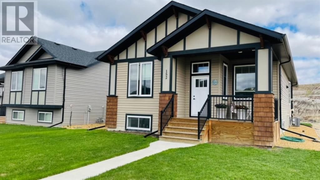 Main Photo: 152 10 Avenue SE in Drumheller: House for sale : MLS®# A1110224