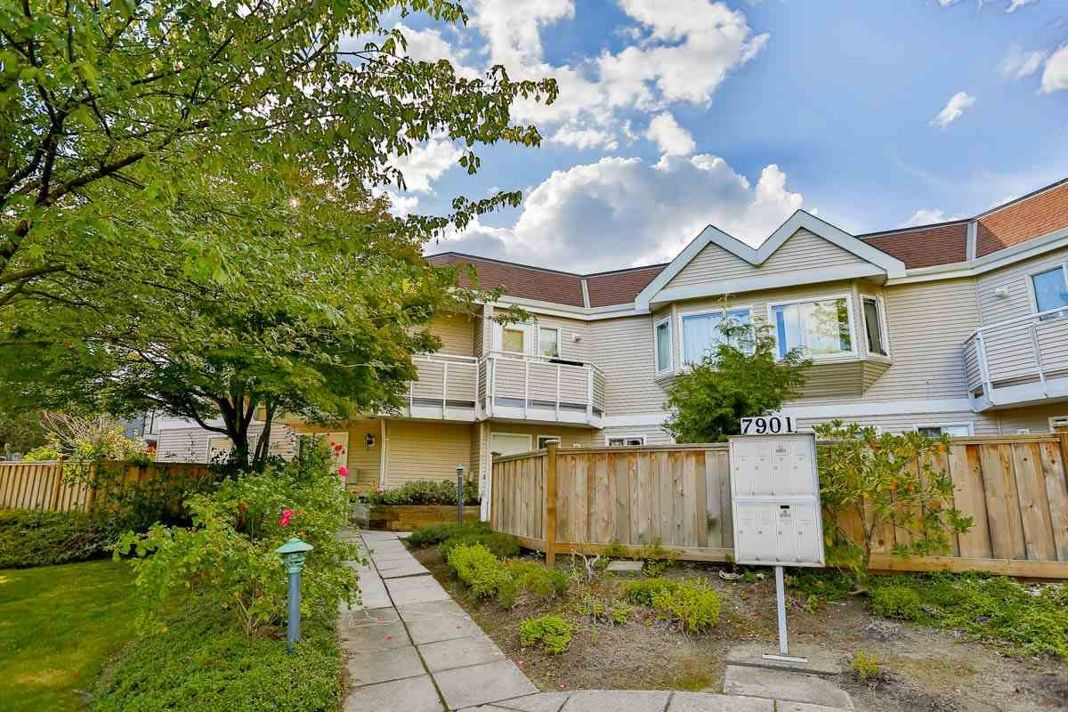 Main Photo: 2 7901 13TH Avenue in Burnaby: East Burnaby Townhouse for sale (Burnaby East)  : MLS®# R2092676