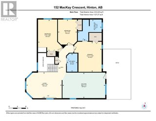 Photo 39: 152 MacKay Crescent in Hinton: House for sale : MLS®# A1108332
