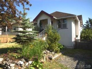 Photo 1: 1117 Wychbury Ave in VICTORIA: Es Saxe Point House for sale (Esquimalt)  : MLS®# 512876