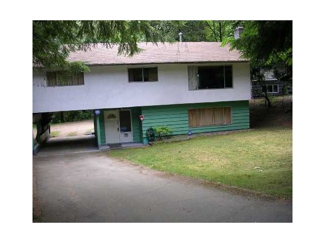 """Main Photo: 1193 MOUNTAIN Highway in North Vancouver: Westlynn House for sale in """"WESTLYNN"""" : MLS®# V1092068"""