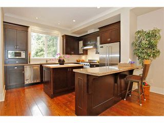 """Photo 8: 632 2580 LANGDON Street in Abbotsford: Abbotsford West Townhouse for sale in """"The Brownstones on the Park"""" : MLS®# F1424692"""