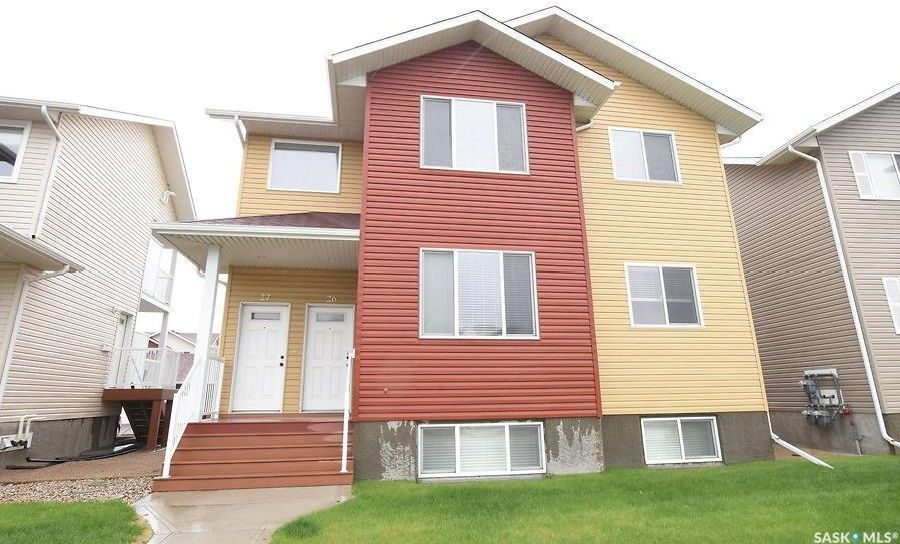 Main Photo: 25 5004 James Hill Road in Regina: Harbour Landing Residential for sale : MLS®# SK848626