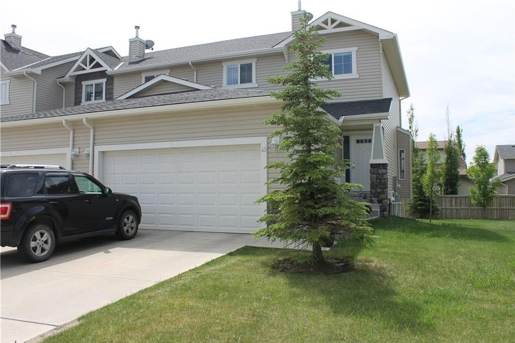 Main Photo: 43 43 ARBOURS Circle N: Langdon House for sale : MLS®# C4120314