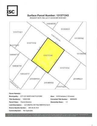 Photo 8: 10035 Thatcher Avenue in North Battleford: Parsons Industrial Park Commercial for sale : MLS®# SK863051