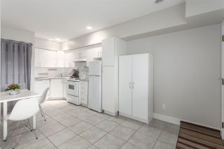 Photo 14: 1189 PHILLIPS AVENUE in Burnaby: Simon Fraser Univer. 1/2 Duplex for sale (Burnaby North)  : MLS®# R2146328