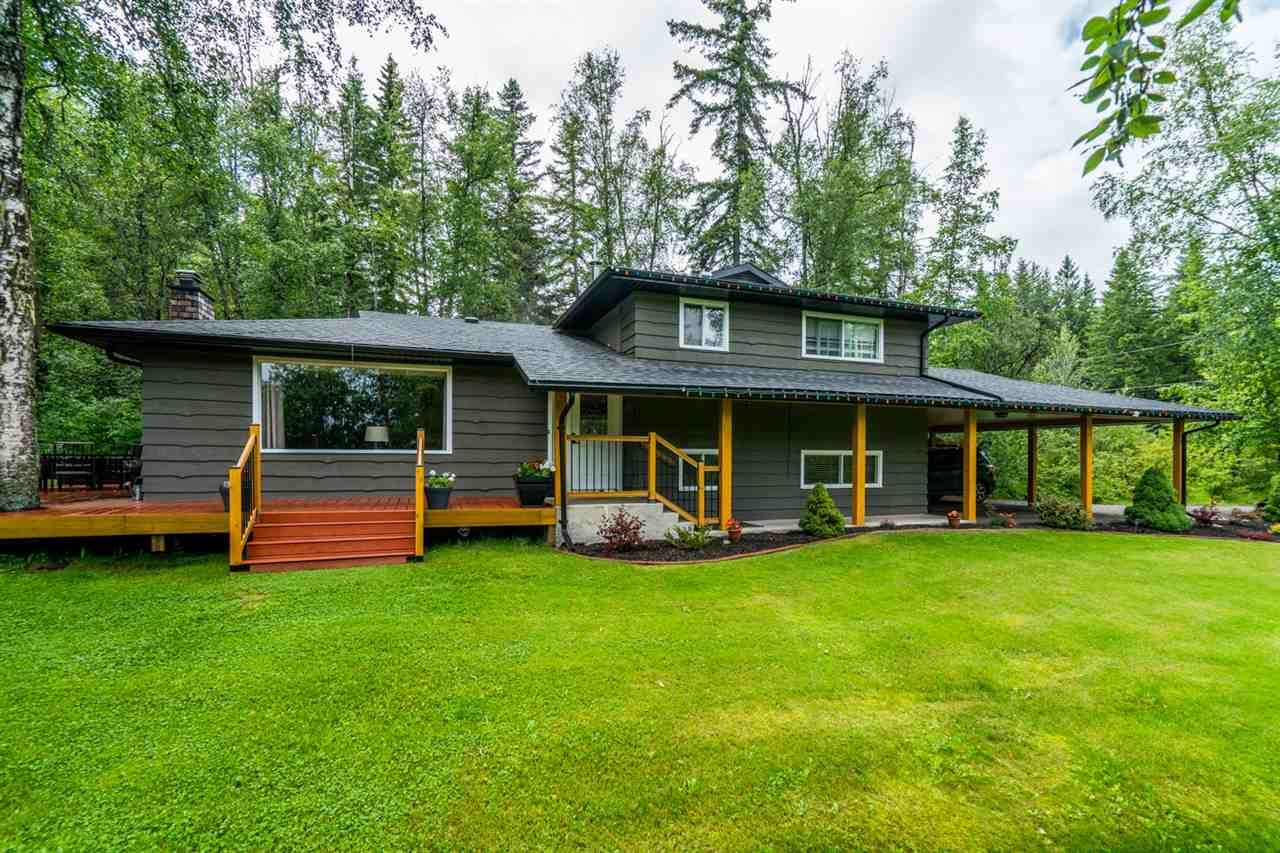 Main Photo: 4837 CREST Road in Prince George: Cranbrook Hill House for sale (PG City West (Zone 71))  : MLS®# R2476686