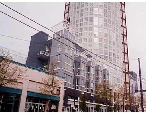 """Main Photo: 1012 933 SEYMOUR Street in Vancouver: Downtown VW Condo for sale in """"THE SPOT"""" (Vancouver West)  : MLS®# V650509"""
