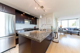 """Photo 4: 505 1650 W 7TH Avenue in Vancouver: Fairview VW Condo for sale in """"VIRTU"""" (Vancouver West)  : MLS®# R2609277"""