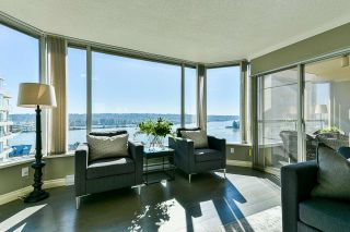 Photo 25: 1501 1065 QUAYSIDE DRIVE in New Westminster: Quay Condo for sale : MLS®# R2518489
