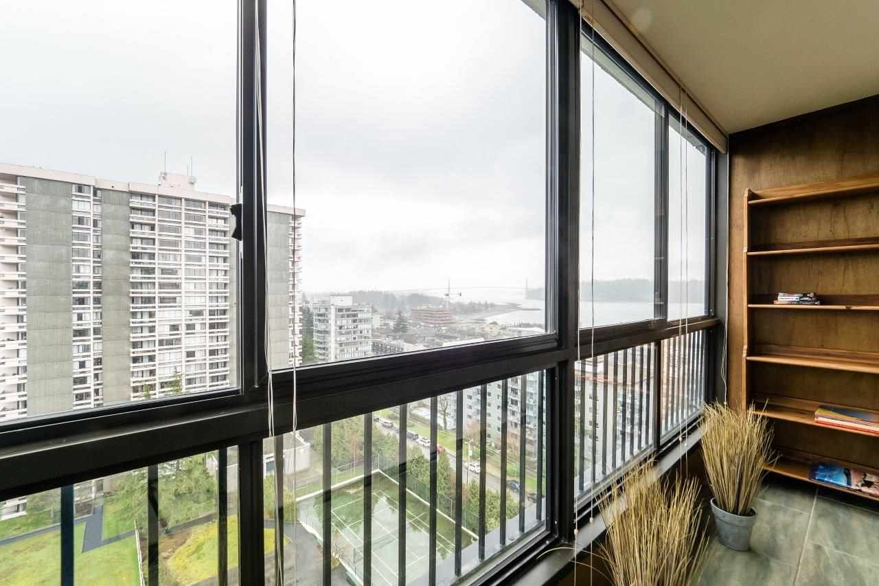 """Photo 15: Photos: 1203 650 16TH Street in West Vancouver: Ambleside Condo for sale in """"Westshore Place"""" : MLS®# R2147302"""