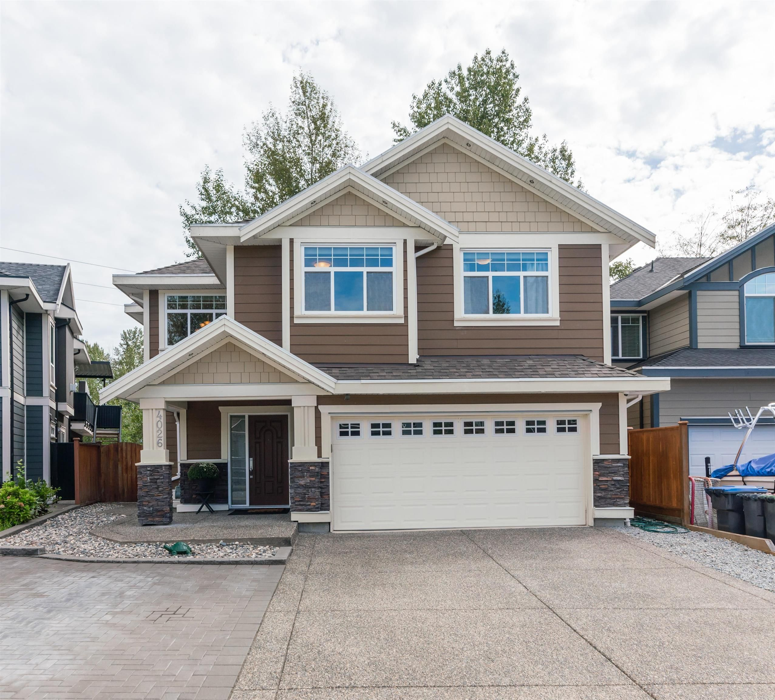 Main Photo: 4026 JOSEPH Place in Port Coquitlam: Lincoln Park PQ House for sale : MLS®# R2617578