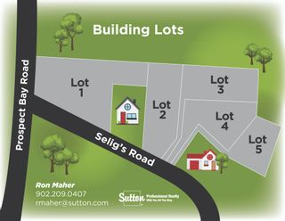 Photo 1: Lot 3 Seligs Road in Prospect: 40-Timberlea, Prospect, St. Margaret`S Bay Vacant Land for sale (Halifax-Dartmouth)  : MLS®# 202101455