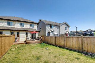 Photo 46: 1407 26 Avenue in Edmonton: Zone 30 House Half Duplex for sale : MLS®# E4254589