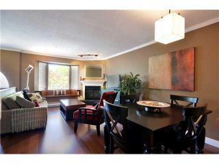 Photo 1: 2306 VINE ST in Vancouver: Kitsilano Townhouse for sale (Vancouver West)  : MLS®# V960791