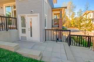 """Photo 24: 18 24086 104 Avenue in Maple Ridge: Albion Townhouse for sale in """"WILLOW"""" : MLS®# R2503932"""