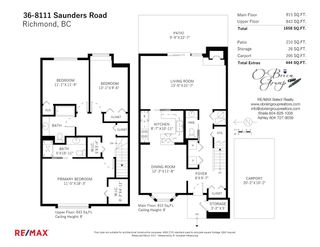 """Photo 33: 36 8111 SAUNDERS Road in Richmond: Saunders Townhouse for sale in """"Osterley Park"""" : MLS®# R2559031"""
